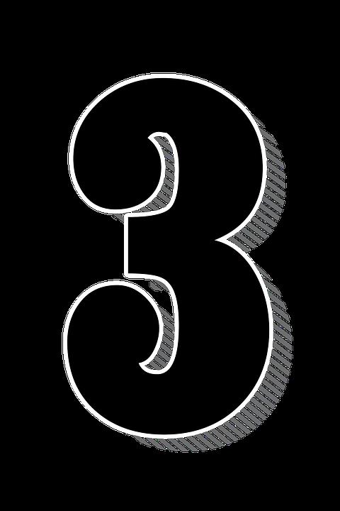 number3